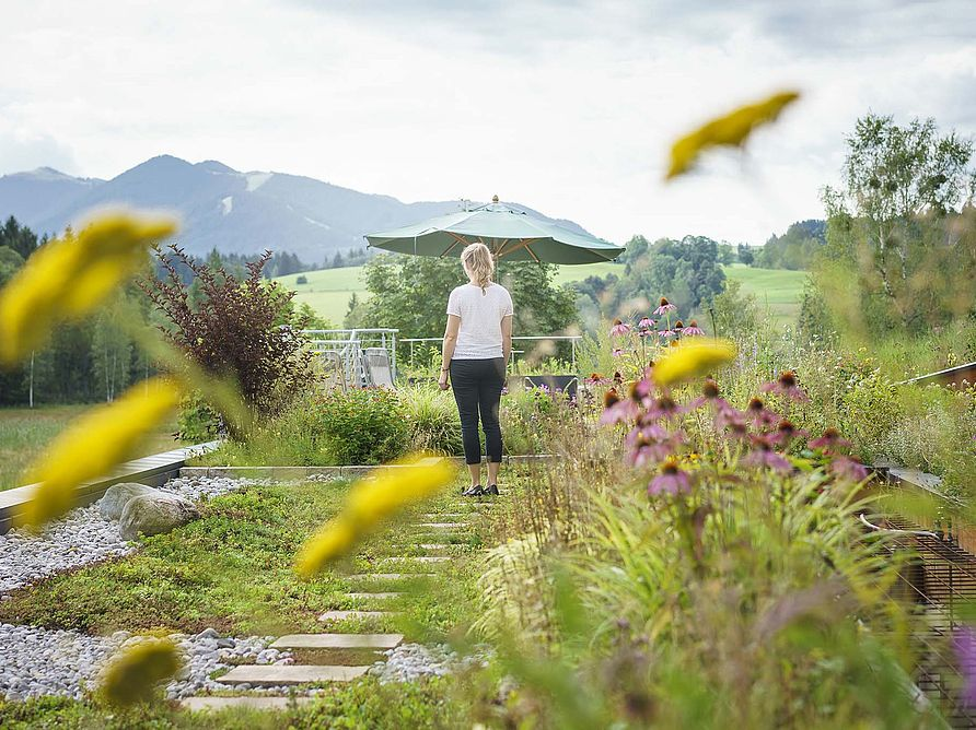 Wellnesshotels in den Ammergauer Alpen